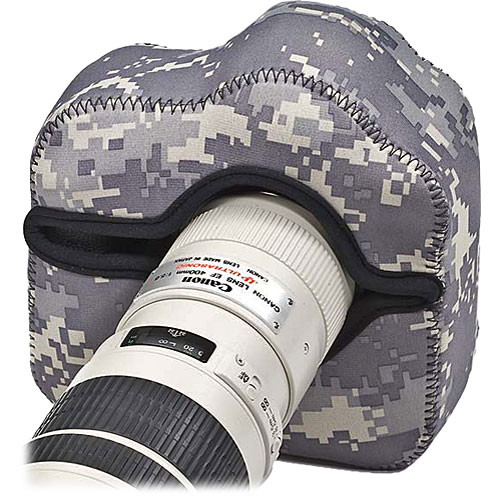 LensCoat BodyGuard Pro (Digital Camo)