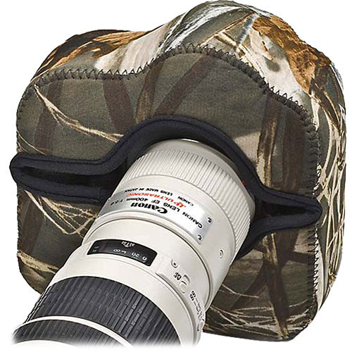 LensCoat BodyGuard Pro Camera Cover (Realtree MAX-4)