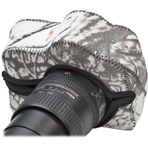 LensCoat BodyGuard Camera Cover (Realtree AP Snow)