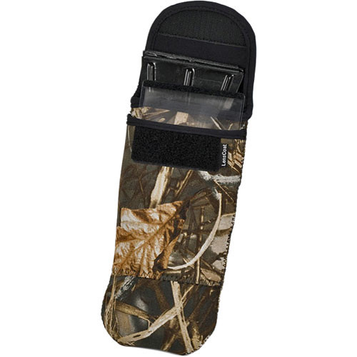 LensCoat BeamerKeeper Pouch for Better Beamer (Realtree Max4 HD)