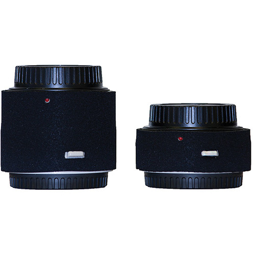 LensCoat Lens Cover for the Canon Extender Set EF III (Black)