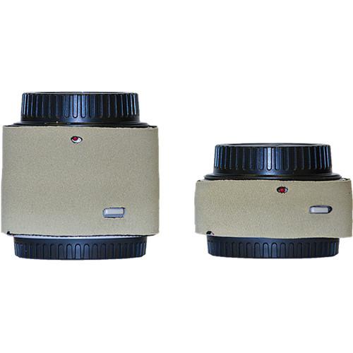 LensCoat Lens Cover for the Canon Extender Set EF III (Canon White)