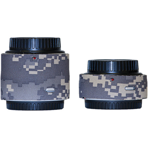 LensCoat Lens Cover for the Canon Extender Set EF III (Digital Army Camo)