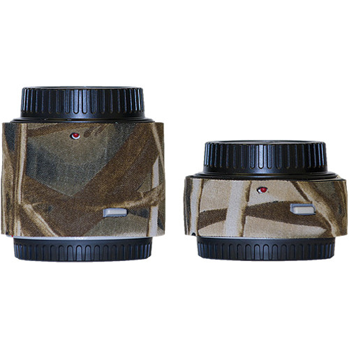 LensCoat Lens Cover for the Canon Extender Set EF III (Realtree Max4 HD)
