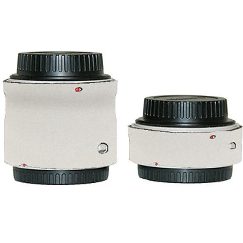 LensCoat Lens Cover for the Canon Extender Set EF II (Canon White)