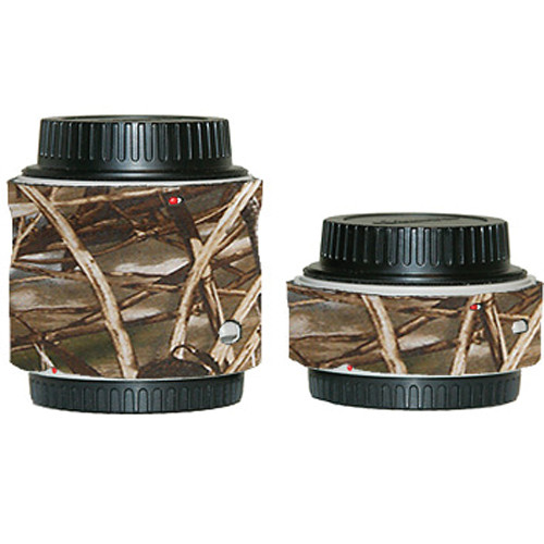 LensCoat Lens Cover for the Canon Extender Set EF II (Realtree Max4)