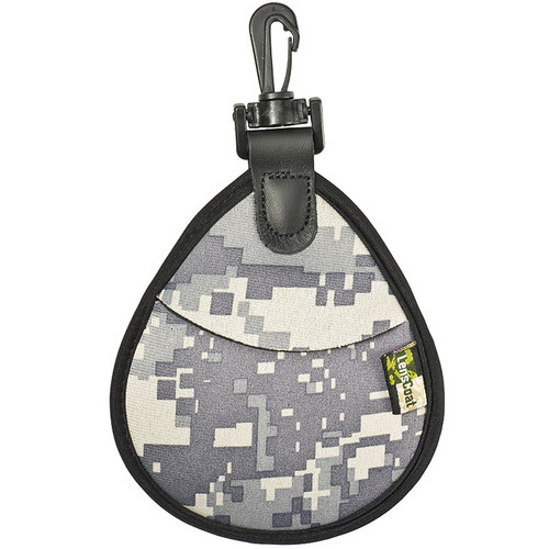 LensCoat FilterPouch 2 (77mm, Digital Camo)