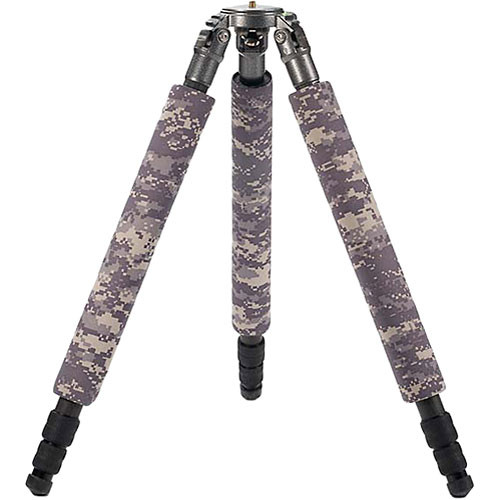 LensCoat LegCoat Tripod Leg Covers (Digital Camo, 3-Pack)