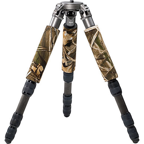 LensCoat LegCoat Tripod Leg Covers (Realtree Max4 HD, 3-Pack)