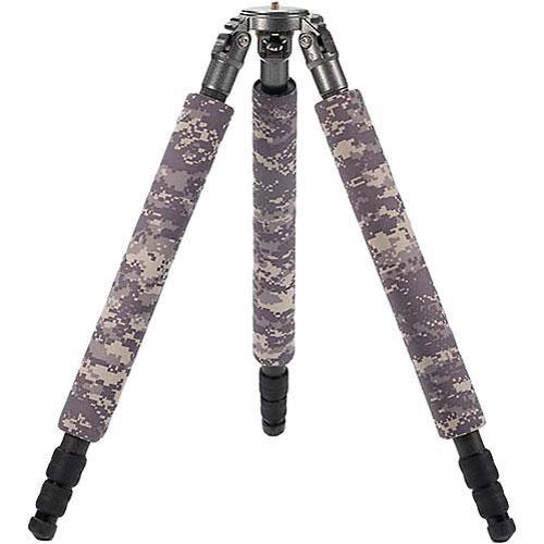 LensCoat LegCoat Tripod Leg Protectors (Digital Camo, 3-Pack)