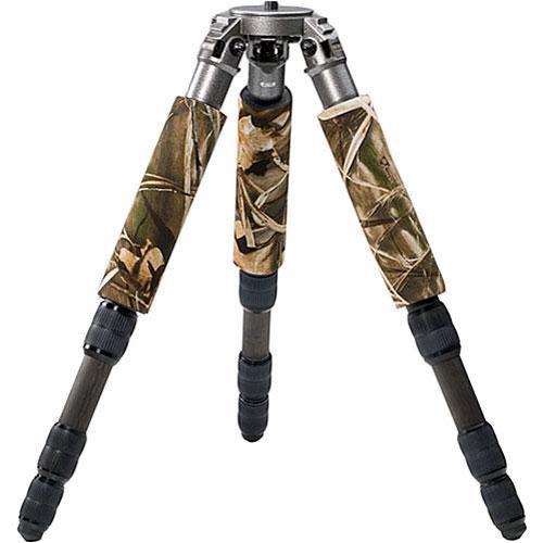 LensCoat LegCoat Tripod Leg Protectors (Realtree Max4 HD, 3-Pack)