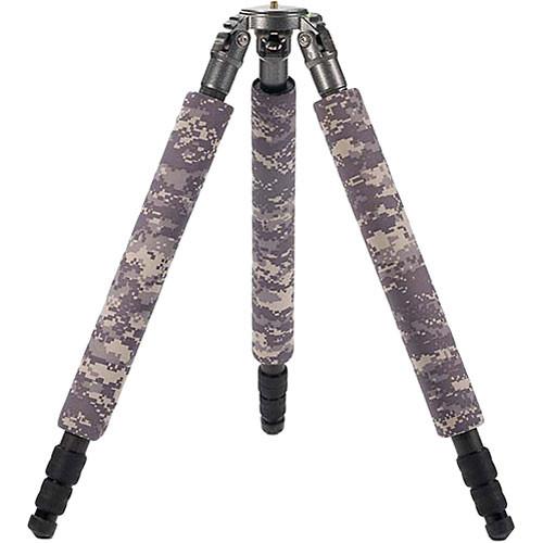 LensCoat LegCoat Tripod Leg Protectors (Digital Camo, 3 Pack)