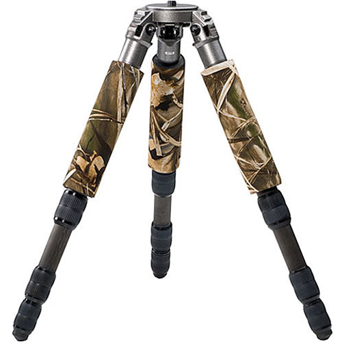 LensCoat LegCoat Tripod Leg Protectors (Realtree Max4 HD, 3 Pack)