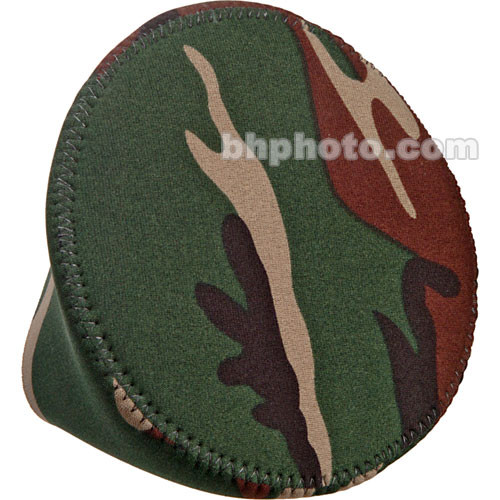 LensCoat Hoodie Lens Hood Cover (2X-Large, Forest Green Camo)