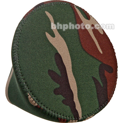 LensCoat Hoodie Lens Hood Cover (XXX-Large, Forest Green Camo)