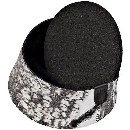 LensCoat Hoodie Lens Hood Cover (X-Small, Realtree Snow)