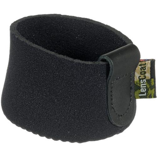 "LensCoat XX-Small  Hoodie Lens Hood Cover for 2.25 to 2.75"" Diameter (Black)"
