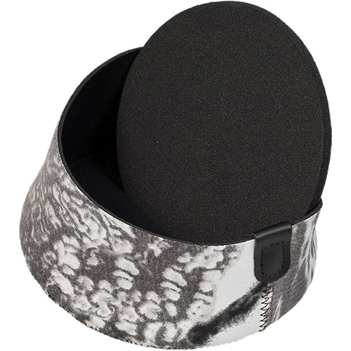 LensCoat Hoodie Lens Hood Cover (2X-Small, Realtree Snow)
