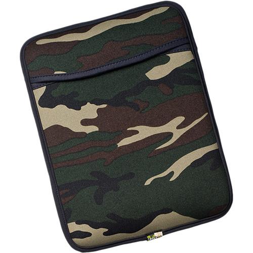 LensCoat iPad and iPad 2 Neoprene Sleeve (Forest Green Camo)