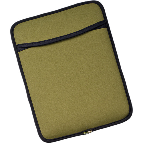 LensCoat Neoprene Sleeve for iPad and iPad 2 (Green)