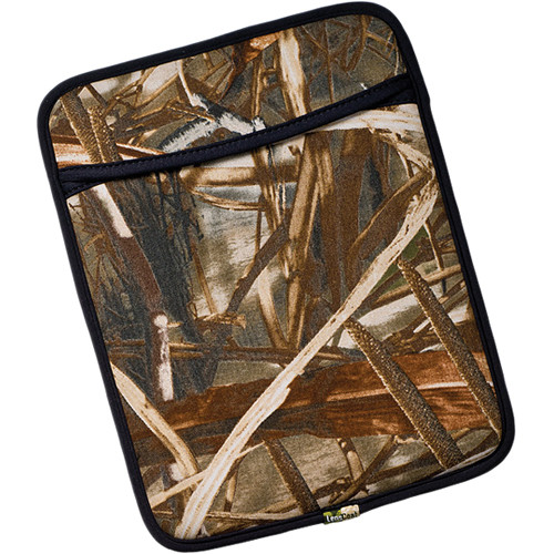 LensCoat Neoprene Sleeve for iPad and iPad 2 (Realtree MAX-4)