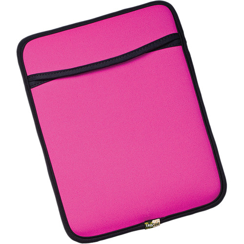 LensCoat Neoprene Sleeve for iPad and iPad 2 (Pink)