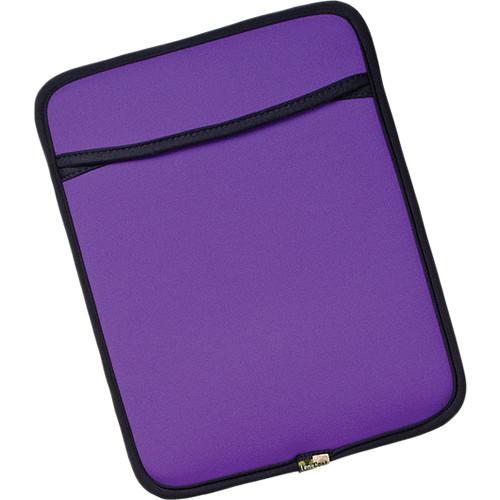 LensCoat Neoprene Sleeve for iPad and iPad 2 (Purple)