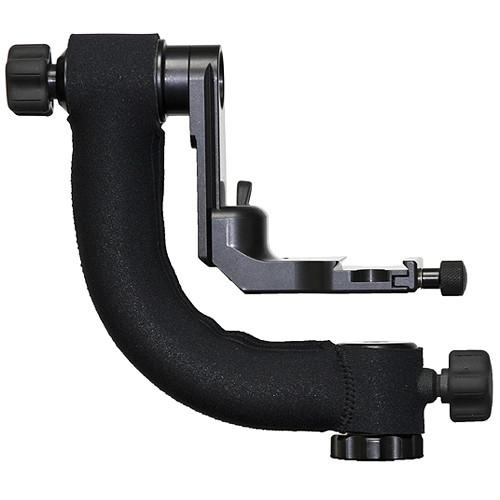 LensCoat Gimbal Tripod Head Cover (Black)