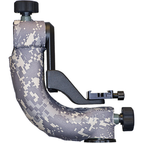 LensCoat Tripod Head Cover for the Jobu BWG-Pro/Pro2 Gimbal Head (Digital Army Camo)