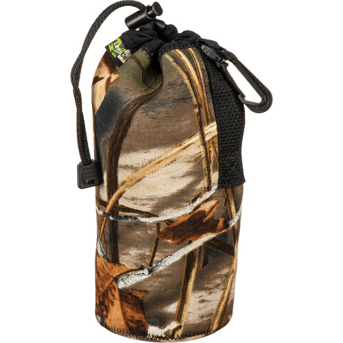 LensCoat LensPouch, Medium (Realtree Max4 HD)