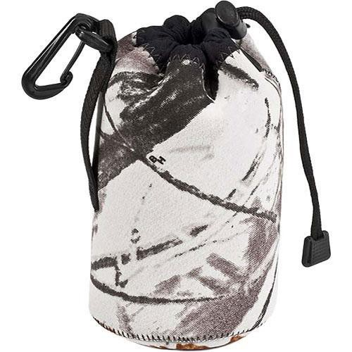 LensCoat LensPouch (Extra-Large, Realtree AP Snow)