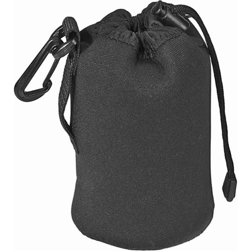 LensCoat LensPouch, Extra Small (Black)