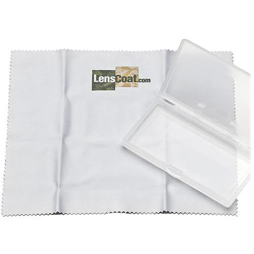 LensCoat Micro Fiber Cleaning Cloth