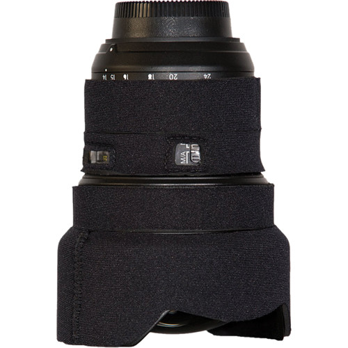 LensCoat Lens Cover for the Nikon 14-24mm f/2.8 Zoom AF Lens (Black)