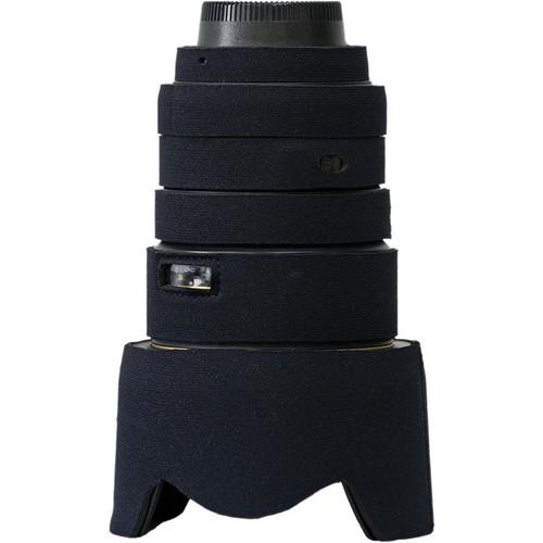 LensCoat Lens Cover for the Nikon 17-55mm f/2.8G IF-ED AF Lens (Black)