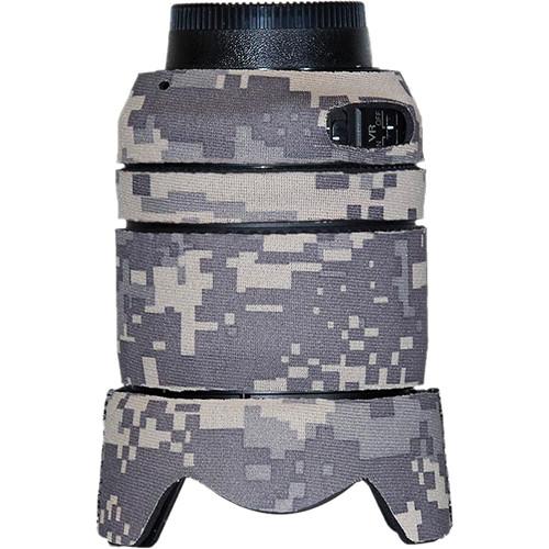 LensCoat Lens Cover for the Nikon 18-105mm f/3.5-5.6G Lens (Digital Army Camo)