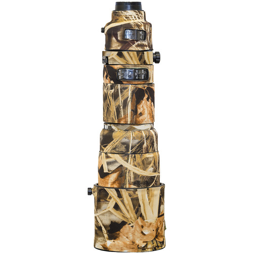 LensCoat Lens Cover for the Nikon 200-400mm VR/VR IILens (Realtree Advantage Max4 HD)