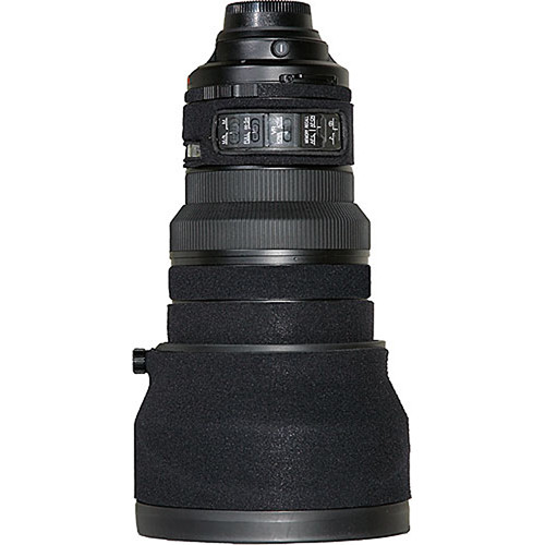 LensCoat Lens Cover for the Nikon 200mm VR Lens (Black)