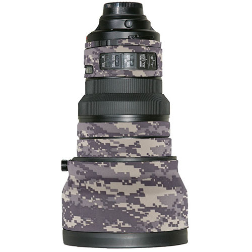 LensCoat Lens Cover for the Nikon 200mm VR Lens (Digital Camo)