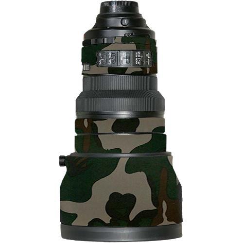 LensCoat Lens Cover for the Nikon 200mm VR Lens (Forest Green)