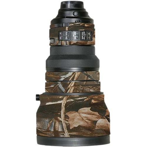 LensCoat Lens Cover for the Nikon 200mm VR Lens (Realtree Advantage Max4 HD)