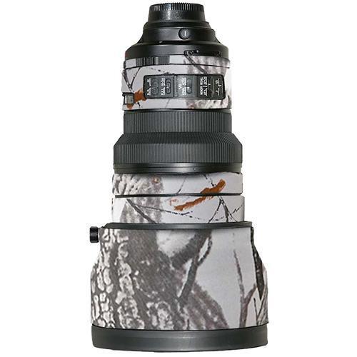 LensCoat Lens Cover for the Nikon 200mm VR Lens (Realtree AP Snow)
