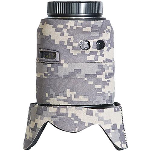 LensCoat Lens Cover for Nikon 24-120 f/3.5-5.6 AF-S VR Lens (Digital Camo)