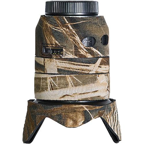 LensCoat Lens Cover for Nikon 24-120 f/3.5-5.6 AF-S VR Lens (Realtree Max4)