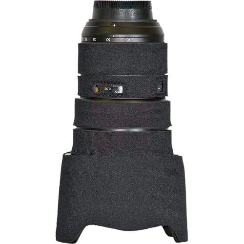 LensCoat Lens Cover for the Nikon 24-70mm f/2.8 Zoom AF Lens (Black)