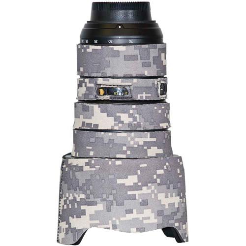 LensCoat Lens Cover for the Nikon 24-70mm f/2.8 Zoom AF Lens (Digital Camo)