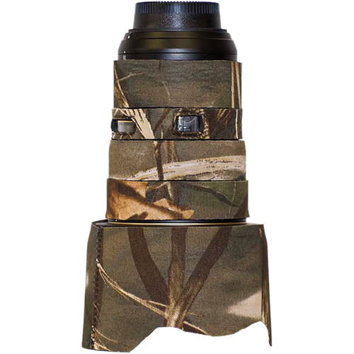 LensCoat Lens Cover for the Nikon 24-70mm f/2.8 Zoom AF Lens (Realtree Max4 HD)