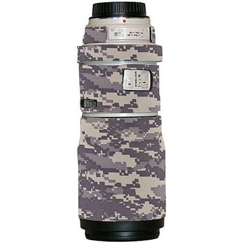 LensCoat Lens Cover For the Nikon 300mm f/4 AF-S Lens (Digital Camo)