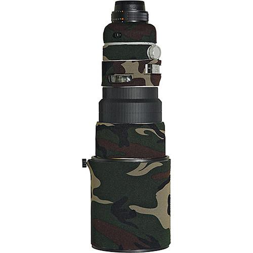 LensCoat Lens Cover For the Nikon 300mm f/2.8 AF-S II Lens (Forest Green)