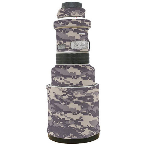 LensCoat Lens Cover for Nikon 400mm f/2.8 AF-S I Lens (Digital Camo)